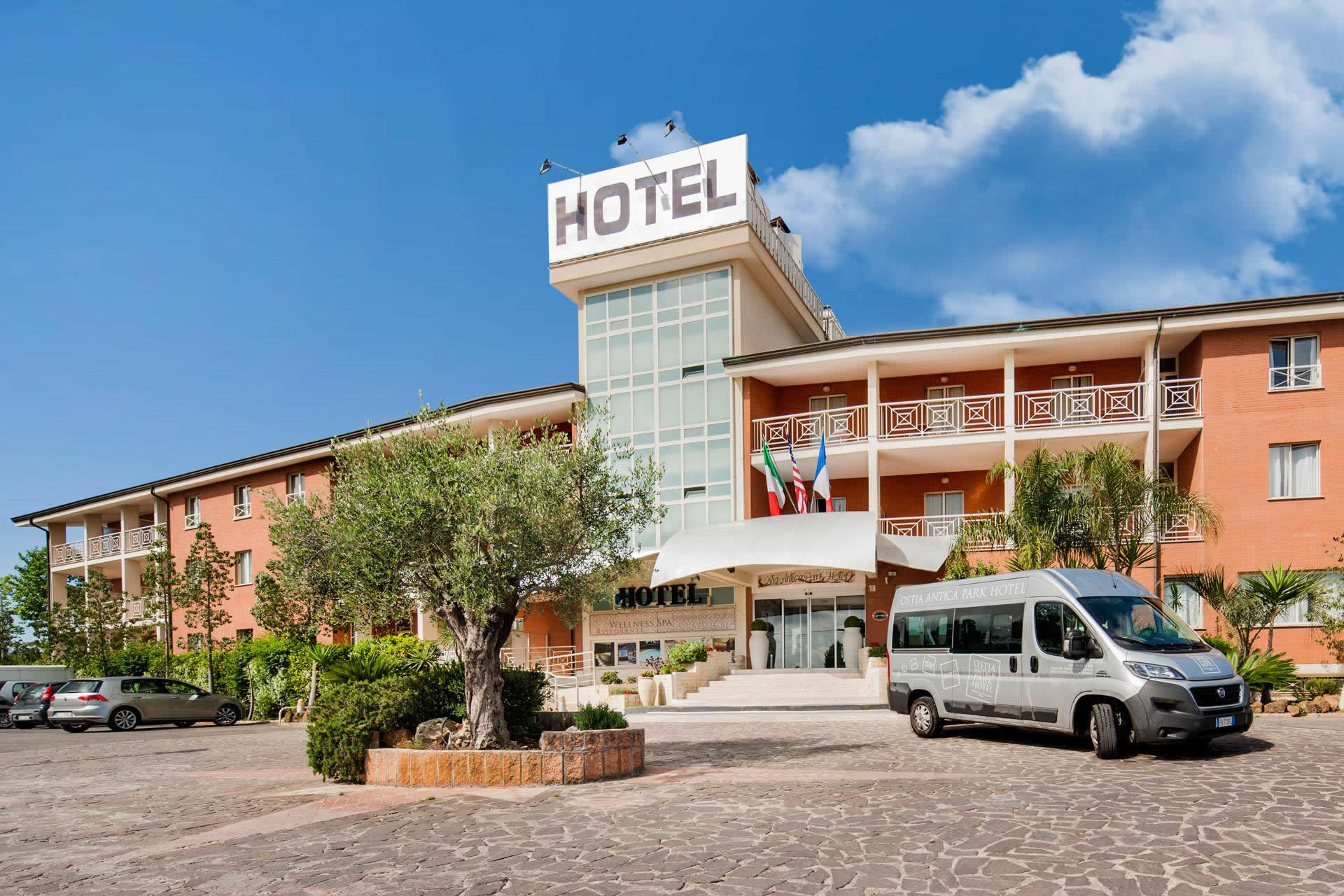 Ostia Hotel Shuttle Bus To The Airport  Rome Fair And The